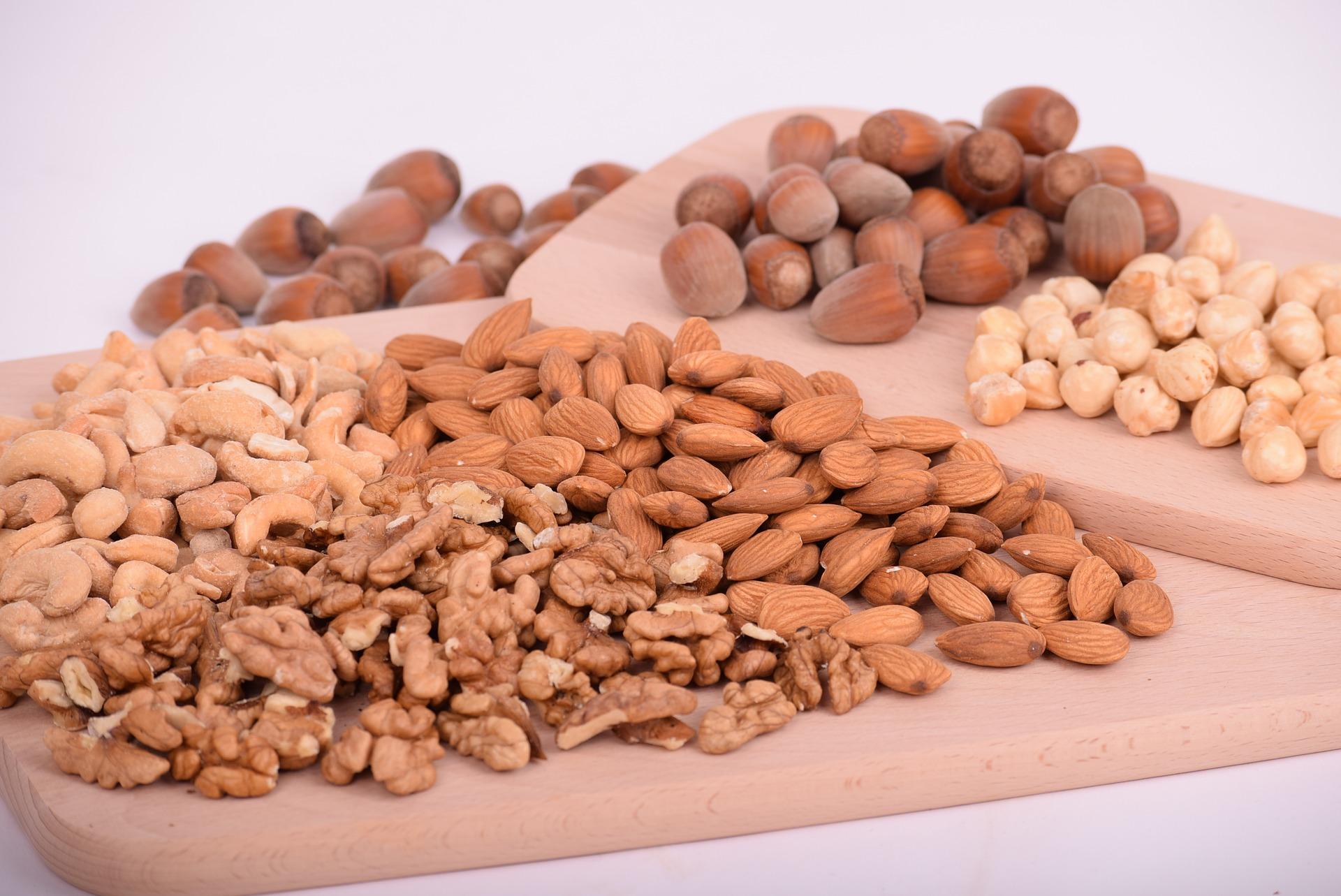 Les noix améliorent la fertilité masculine